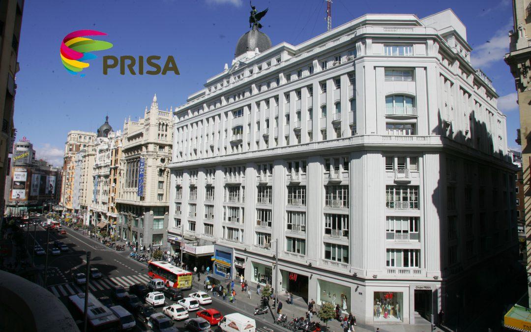 Condiciones de la ampliación de PRISA