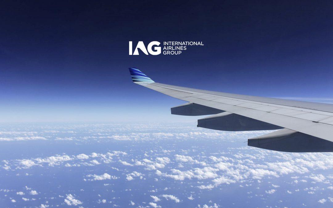IAG – Actualización de sus perspectivas de negocio.