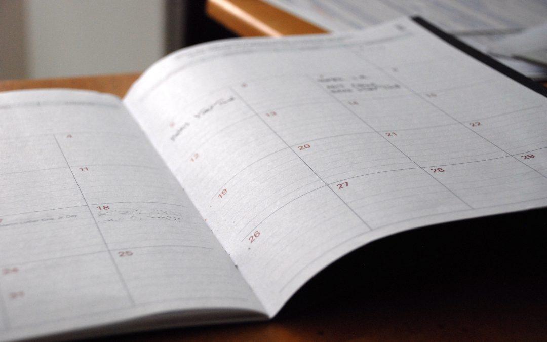 Agenda de eventos macroeconómicos | semana del 4 al 8 de octubre
